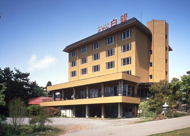 ホテル白銀