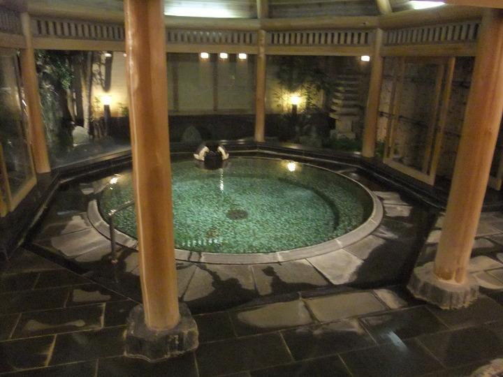 藤田屋自慢の大浴場『望乃湯』