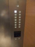 エレベーターのセキュリティ