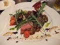 【ヴィラッツァ トラットリア】 シェフ特製グリルミスト 『牛リブロース/マンガリッツァポーク/鴨胸肉』