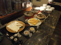 【朝食バイキング】 和食のおかずコーナー