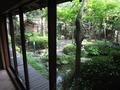 小さいけれど、庭がきれい!!