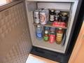 冷蔵庫は最初から用意されてるタイプ