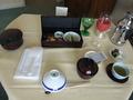 【ルームサービス / 朝食】和朝食のルームサービス