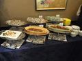日本料理和泉 ランチビュッフェのコーナー(煮物)