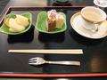日本料理和泉 ランチビュッフェ 盛り付け例2
