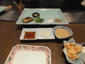 【鉄板焼すみだ:宿泊者限定夕食プラン】鉄板焼 季節のお野菜