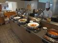 1F カフェレストラン「フォンテーヌ」 ランチバイキング1