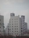 佐賀駅前のビジネスホテル