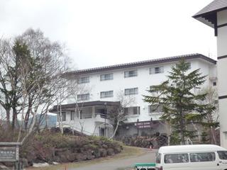 志賀観光ホテルの外観