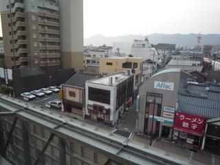 周辺の飲食店街
