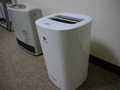 空気清浄機とファンヒーター