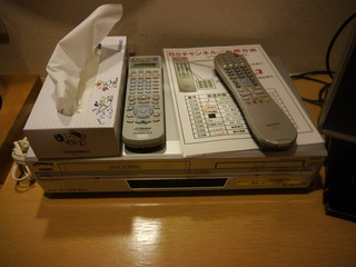 DVD/ビデオプレーヤー (ふらの デラックスルーム)