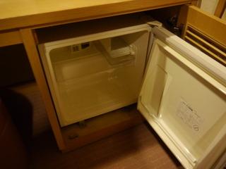 冷蔵庫(ふらの デラックスルーム)