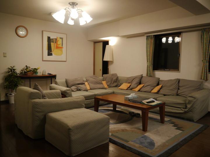 リビングルーム1/スイートヴィラ 湯河原の写真 - ホテル・ジェーピー