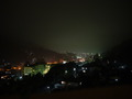 夜の湯河原温泉街