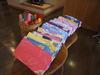 女性限定 選べる色浴衣