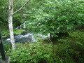 蓼科グランドホテル滝の湯 貸切風呂(檜の湯)