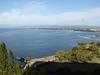 窓の外の琵琶湖