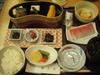 朝ごはんは2階にある日本料理「最上亭」