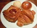 CAFFEの朝食ビュッフェ