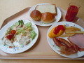 朝食ビュッフェ(洋食)