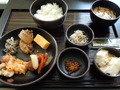 朝食ビュッフェ(和食)
