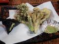 【夕食】天麩羅