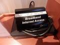 まさかの有料インターネット