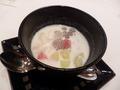 【夕食】デザート