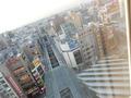 11階から見下ろす相模大野駅前
