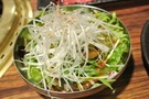 【夕食】チョレギサラダ