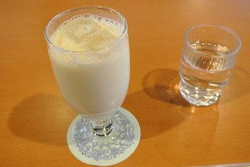 豆乳カルピス