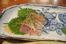 地魚のカルパッチョ