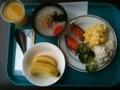 ホテルオランジュール沖縄 朝食例