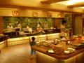 鬼怒川温泉ホテル 夕食ビュッフェ オープンキッチン