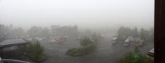 写真クチコミ:濃霧