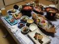 豪華な海鮮料理たち