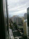 昼間の部屋からの眺望