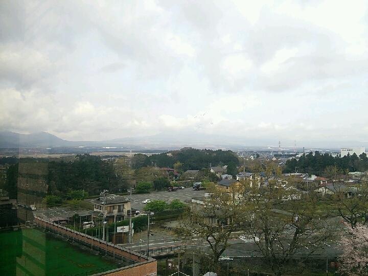 5階からの眺望 御殿場高原ホテル ツイン