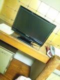 部屋のTV