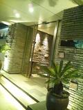 ホテル側正面入り口