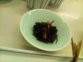 朝食~ひじき~