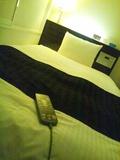 マッサージ機能付きベッド