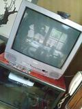 渋い、ブラウン管テレビ