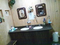 風呂の洗面台