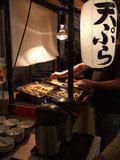 夕食@てんぷら