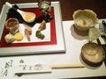 【1月メニュー】夕食① 前菜等・・・