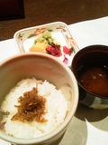 【1月メニュー】夕食⑦ お食事(ち)