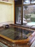 大浴場「芳舟泉の湯」